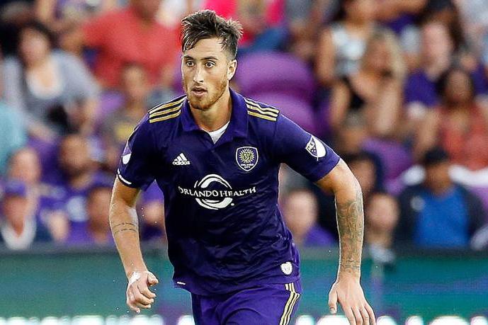 José Aja of Orlando City SC