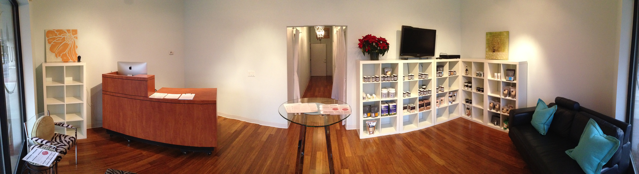 Welcome to Cure Infrared Sauna Studio!