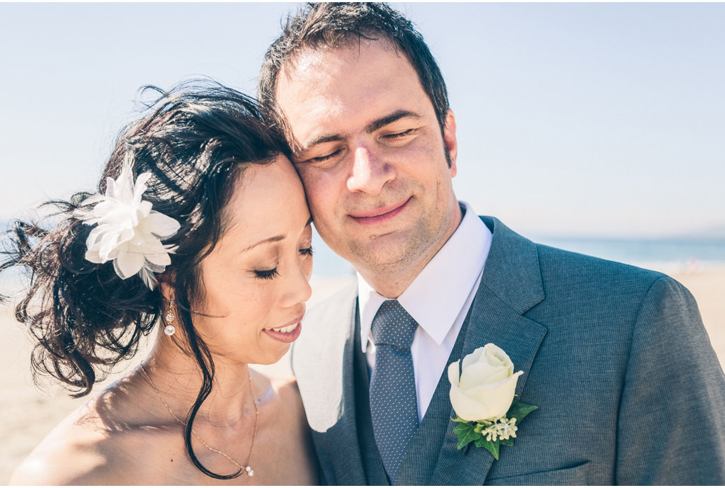 Pascal + Genevieve | The Sunset Restaurant | Malibu, California | www.vitaeweddings.com