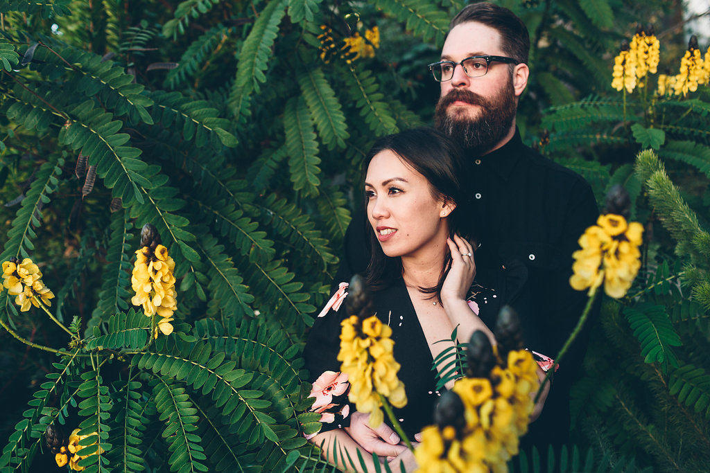 SUSAN + DUSTIN - LOS ANGELES, CALIFORNIA