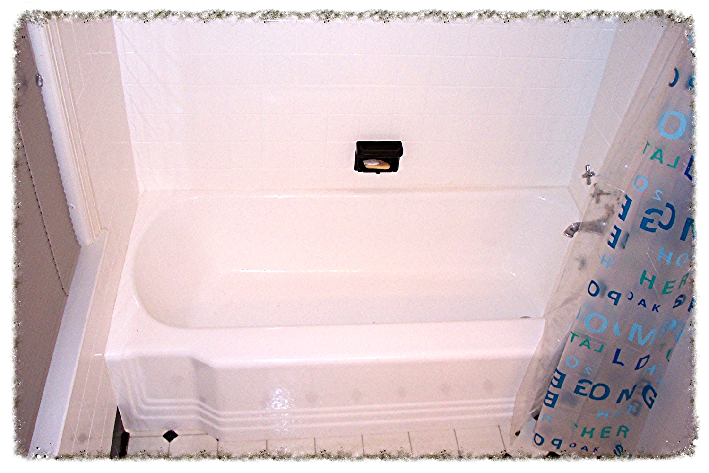 Bathtub & Tile Refinishing