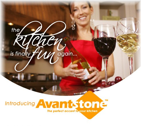 Visit  Avantstone.com  for more information