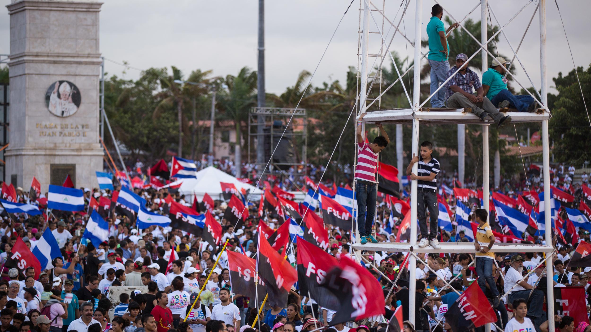 35th Anniversary of the Sandinista Revolution