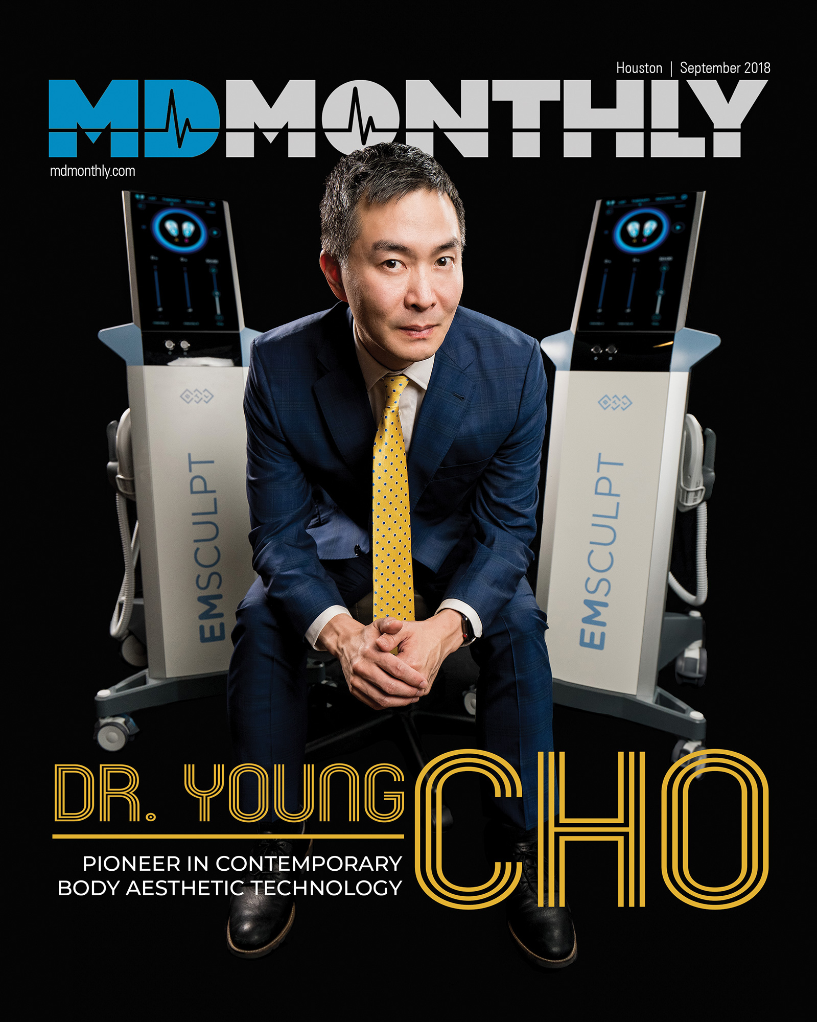 Doctor Profile - MD MONTHLY - Dr. Young Cho is a Board Certified Plastic Surgeon and the Director and Owner of Integrated Aesthetics located in Spring, Texas. The practice serves patients in Houston, The Woodlands, Spring, Tomball and the surrounding areas.