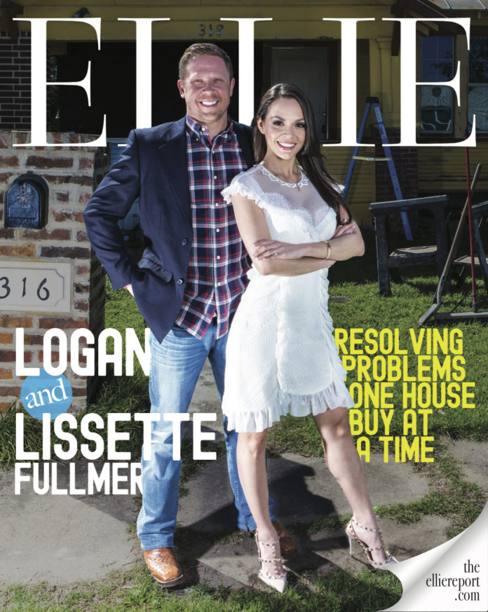 Renovator Profile - The Ellie Report - Resolving Problems One House Buy At A Time!Logan Fullmer the managing partner of Easy House Buyer San Antonio and Lissette Zarazua sit down with The Ellie Report for an exclusive interview!