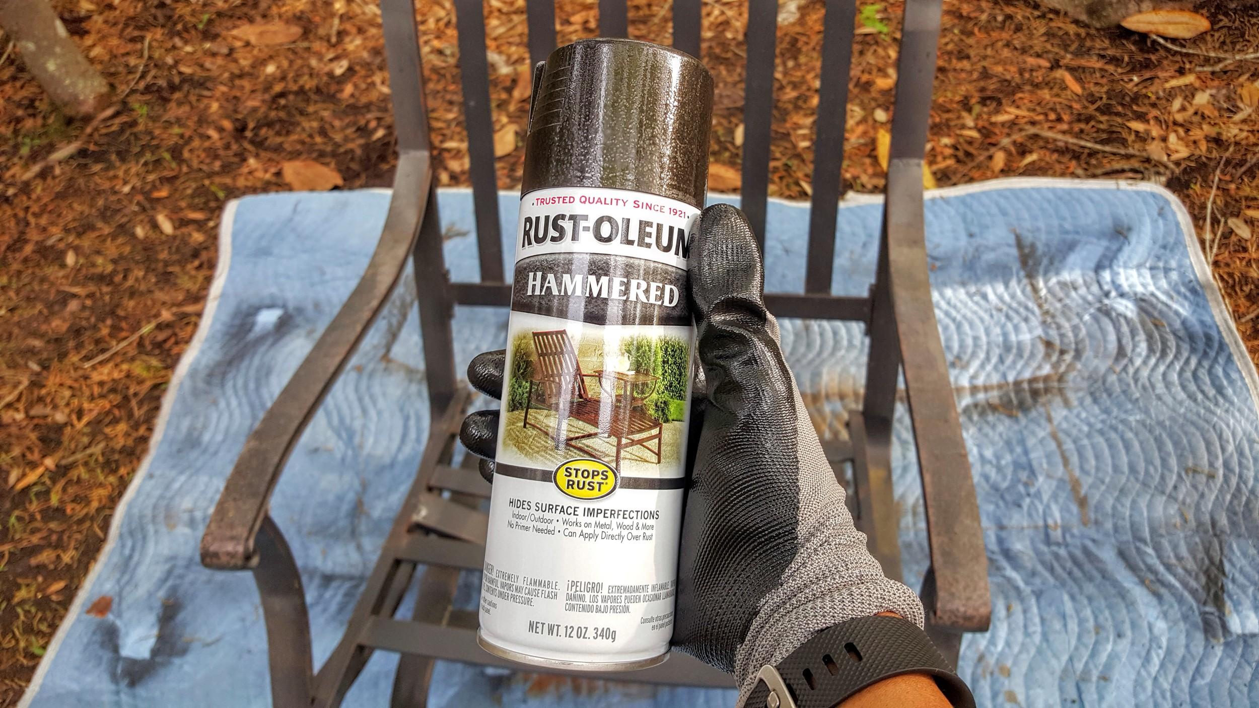 Rust-Oleum Hammered Black