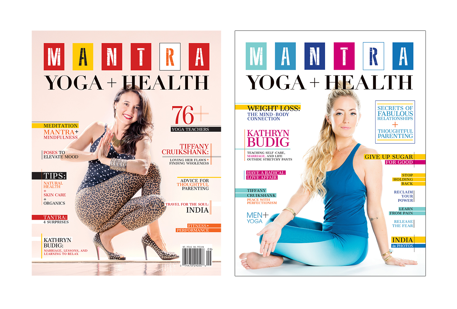 Mantra Yoga and Health Cover