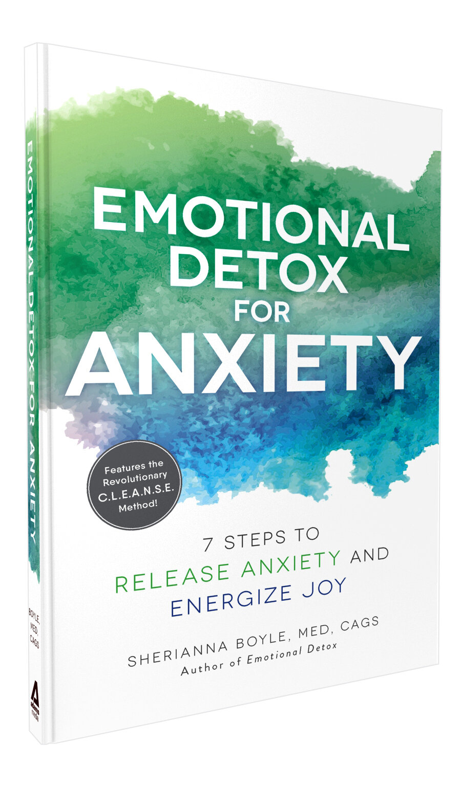 Emotional Detox for Anxiety , by Sherianna Boyle