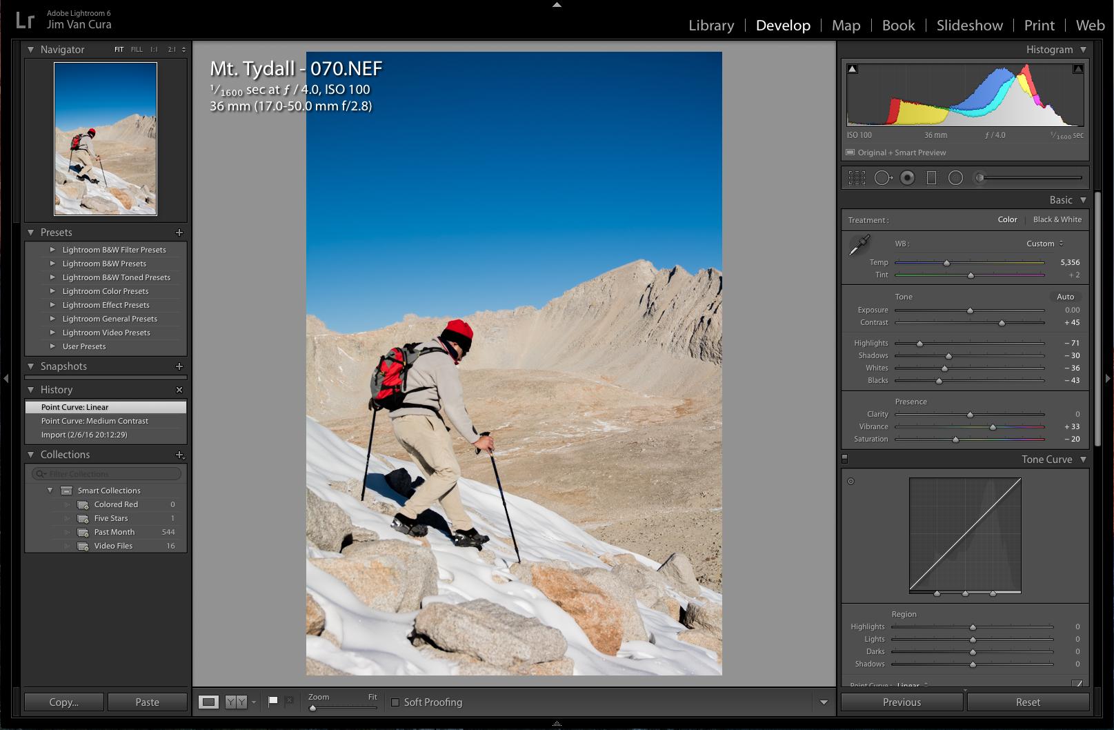 Image Processing Screen