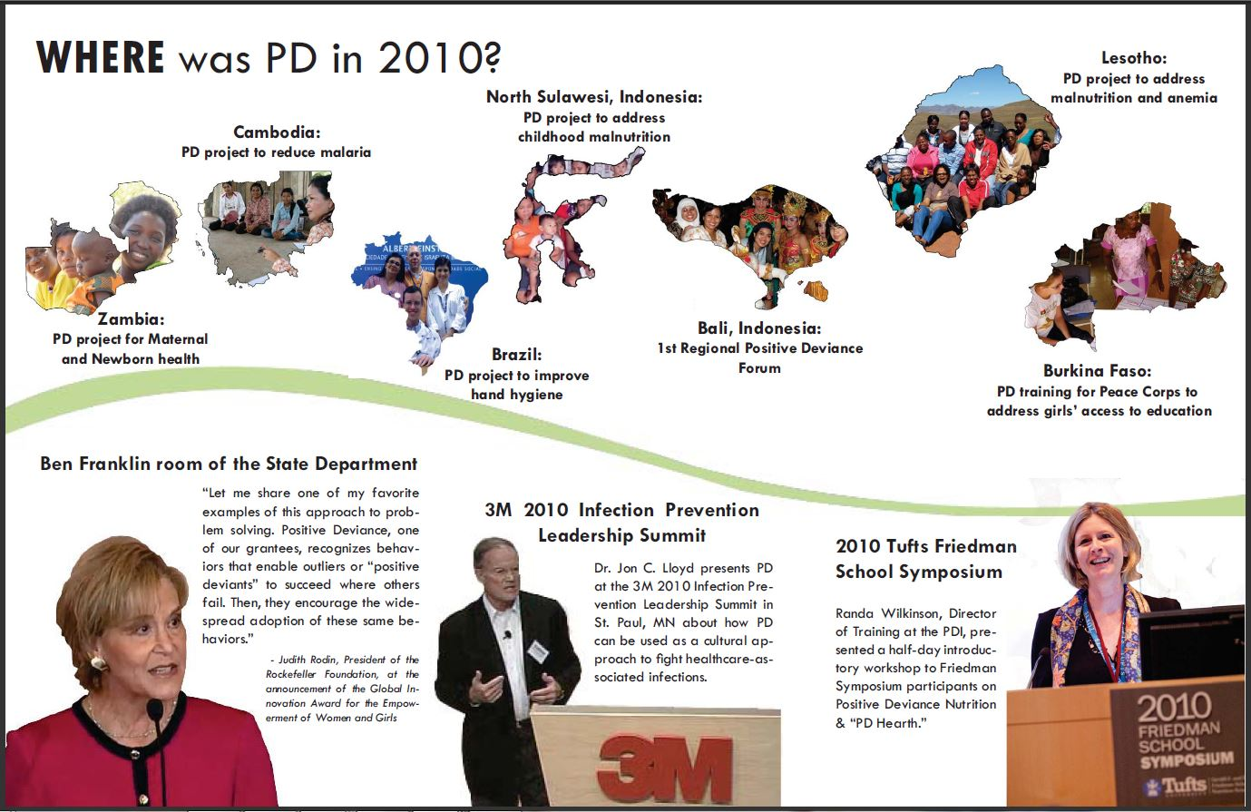 PDI Newsletter Page 3 of 4, January 2011