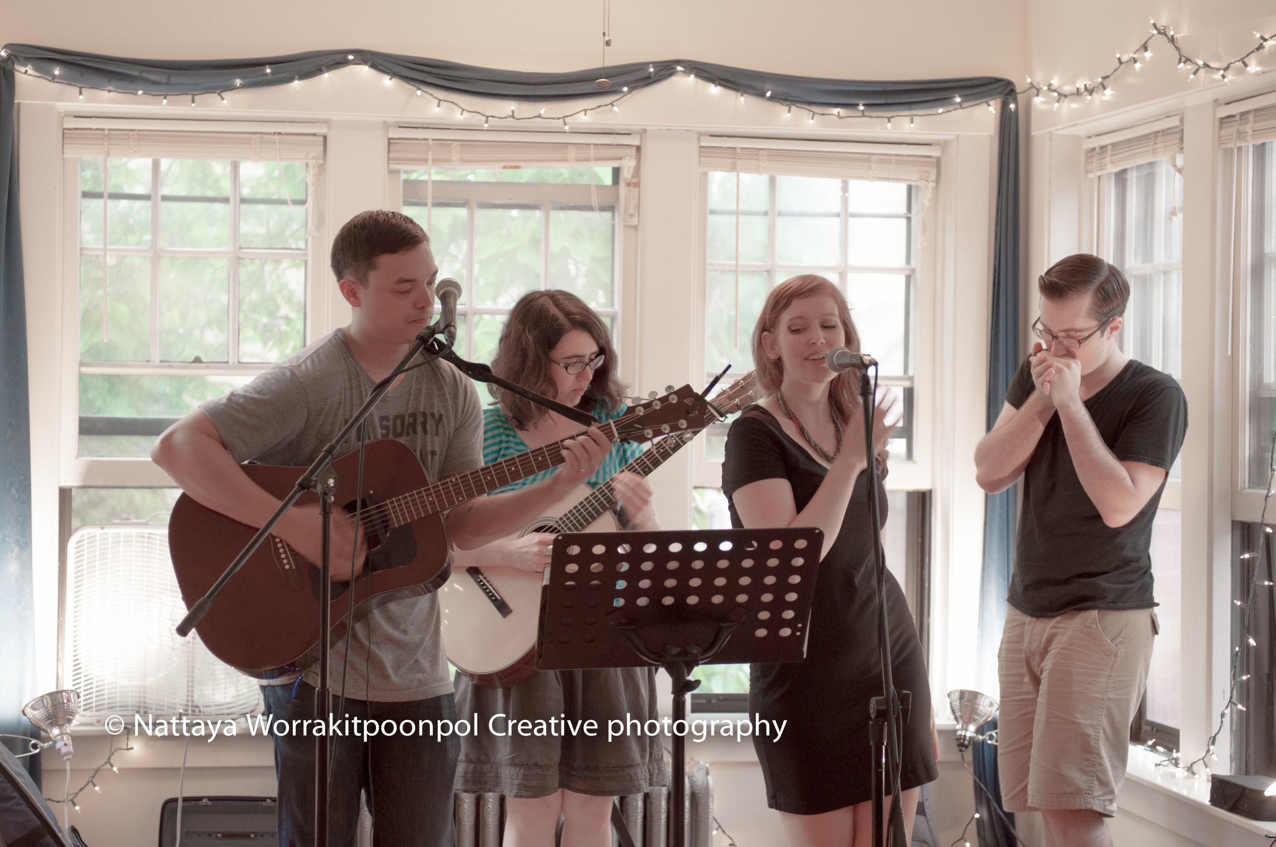 Zach Harris   ,    Molly Rose,     Allison Niebauer & Matt Tanaka
