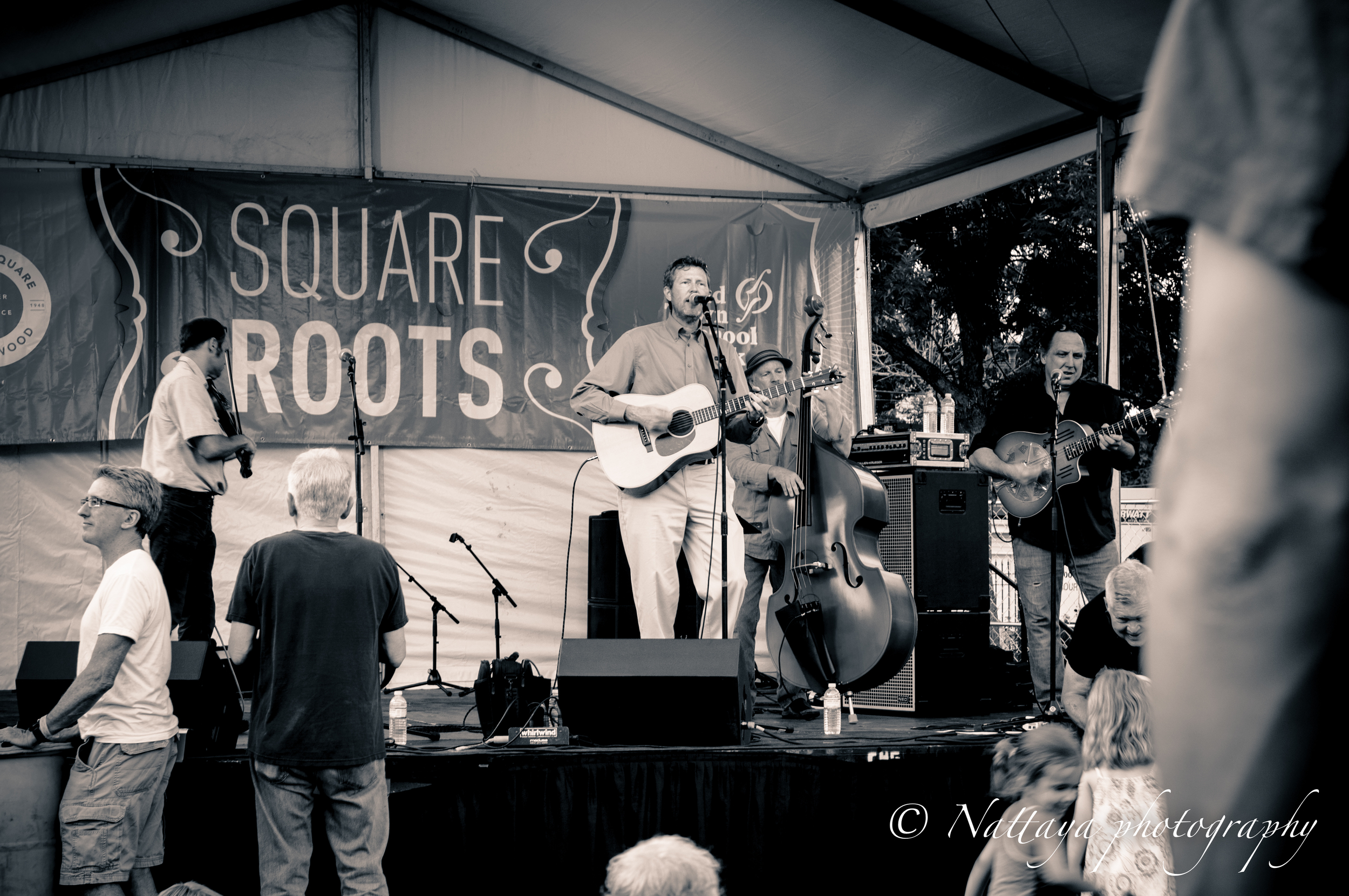 The Robbie Fulks's Bluegrass Explosion1