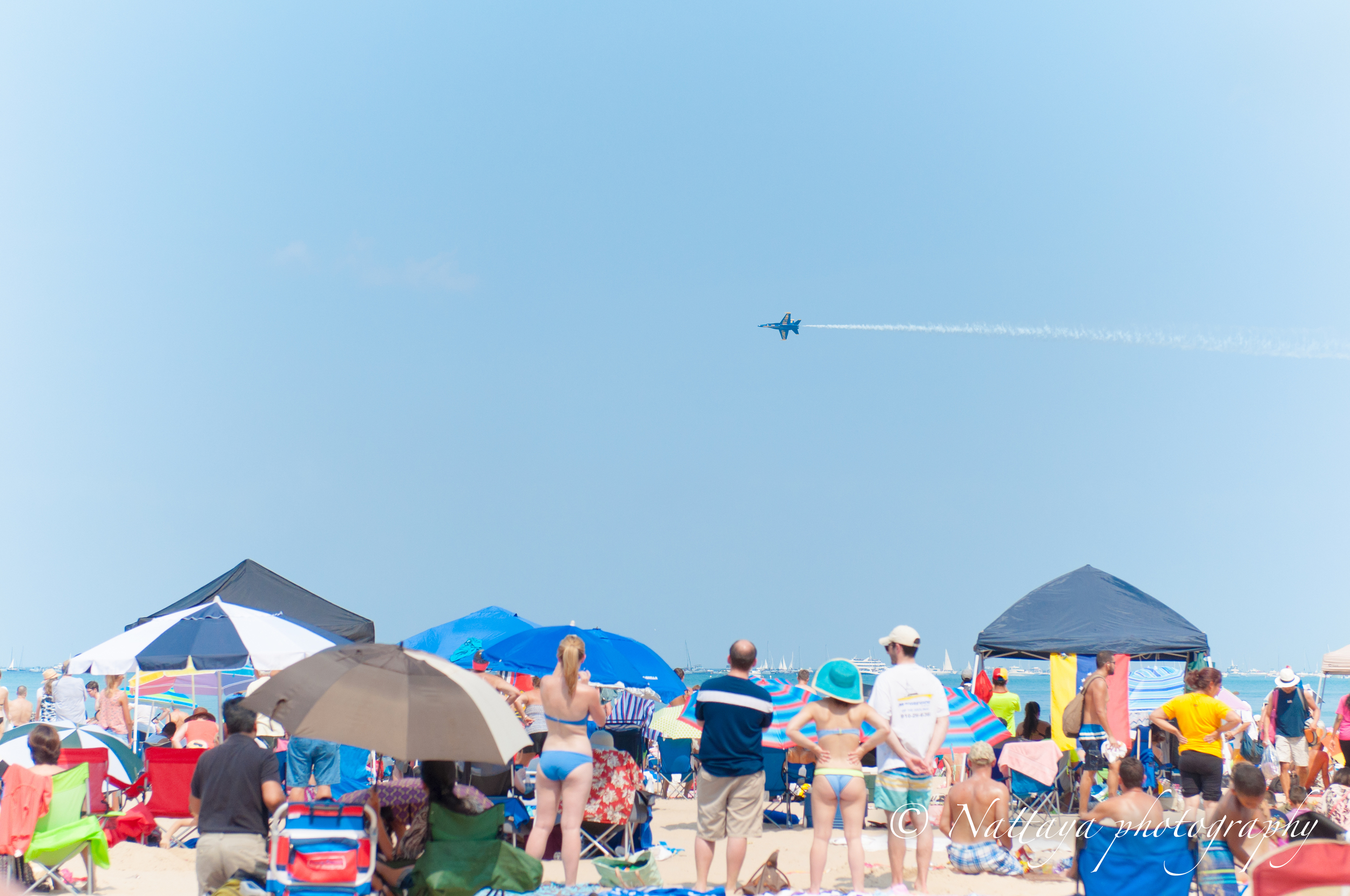 Air and water Show2015: Chicago