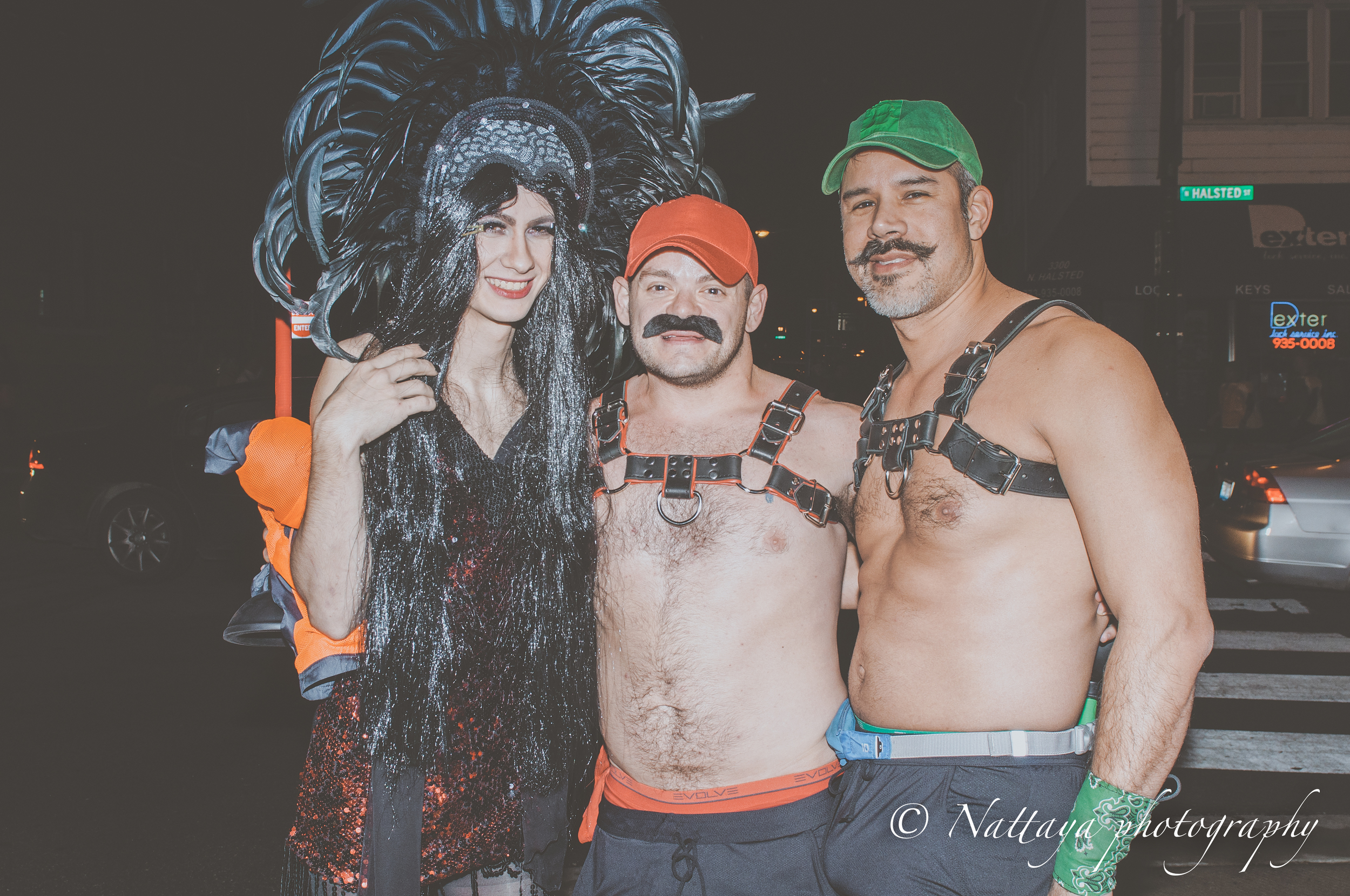 Halloween 2015 by Nattaya Photography