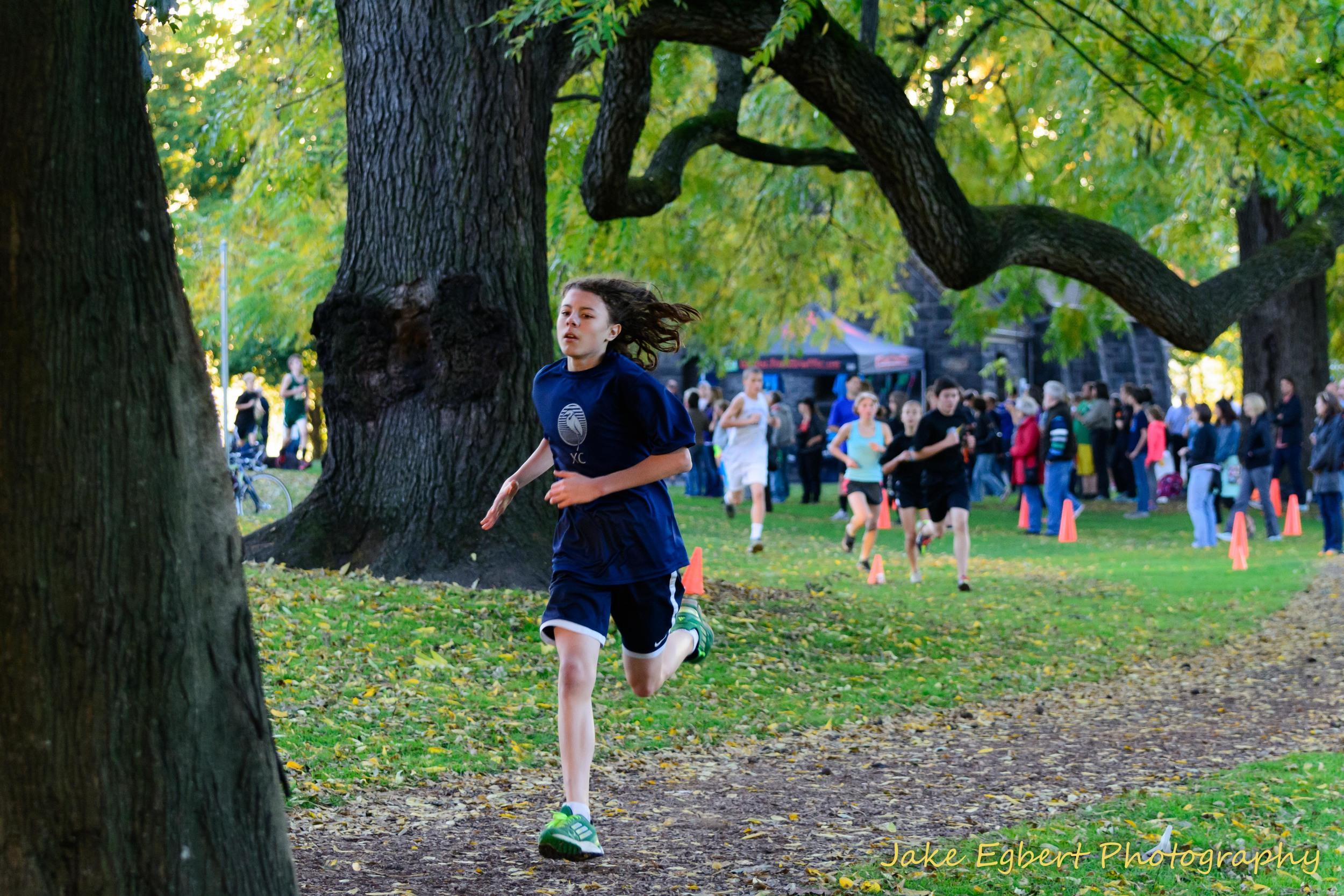 Fastest HVMS Runner