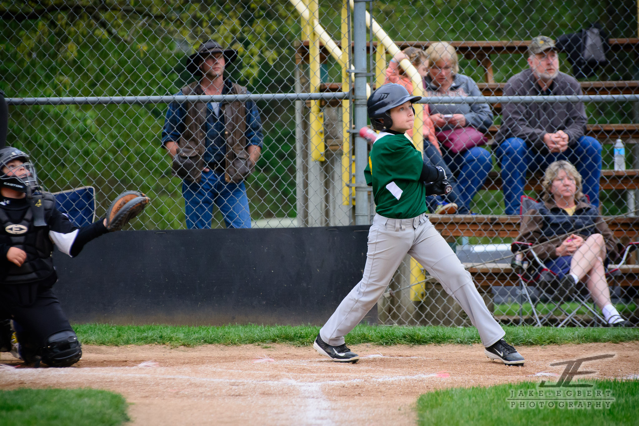 2014-04-16 - CLL Majors Green Sox vs. Lents/Mt. Hood Rebels. Click through to see the game gallery and store.