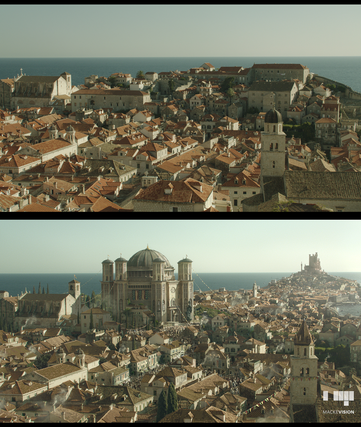 Image of Westeros by Sven Sauer, Mackevision