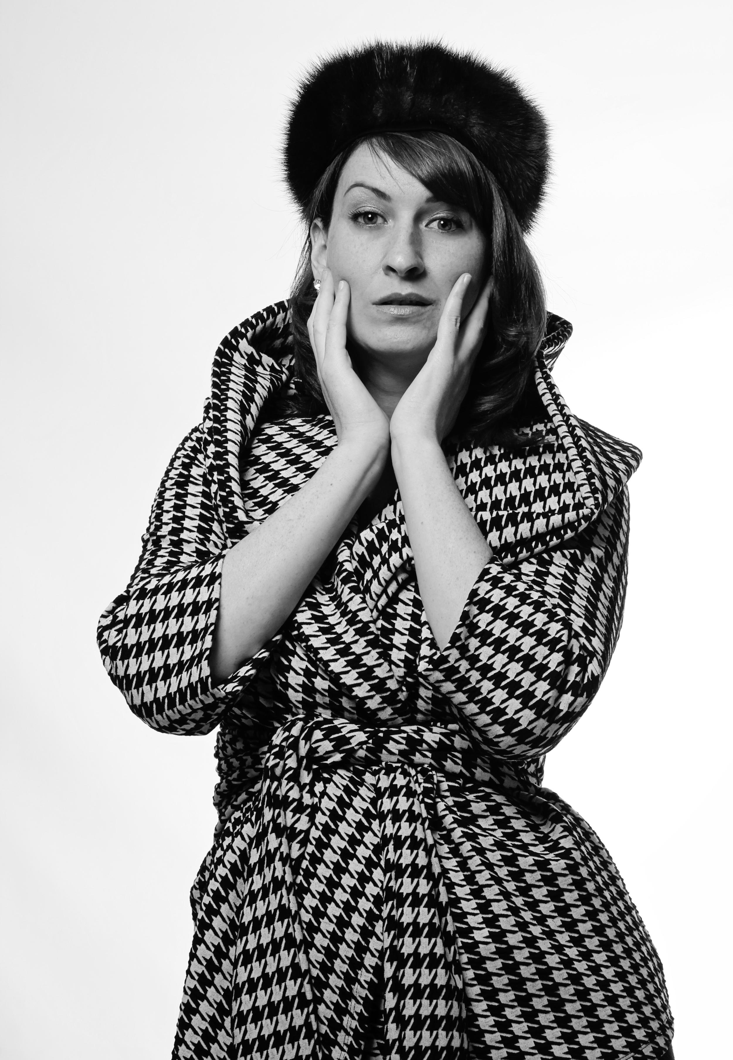 Project Houndstooth Model Jessica Stark