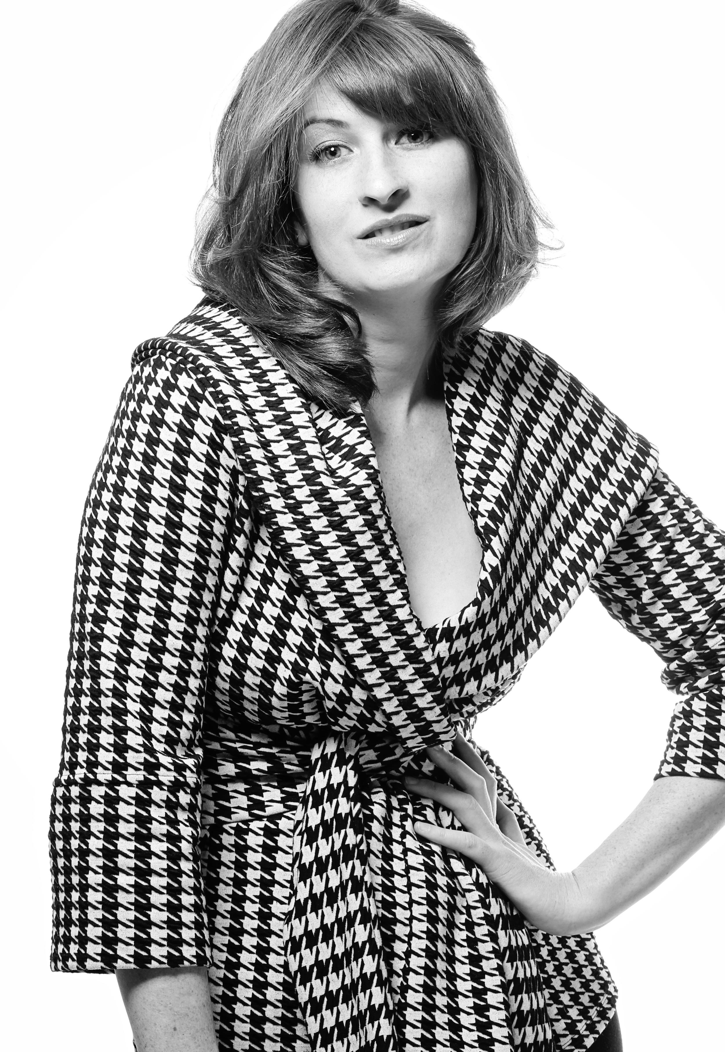 Project Houndstooth, Model Jessica Stark