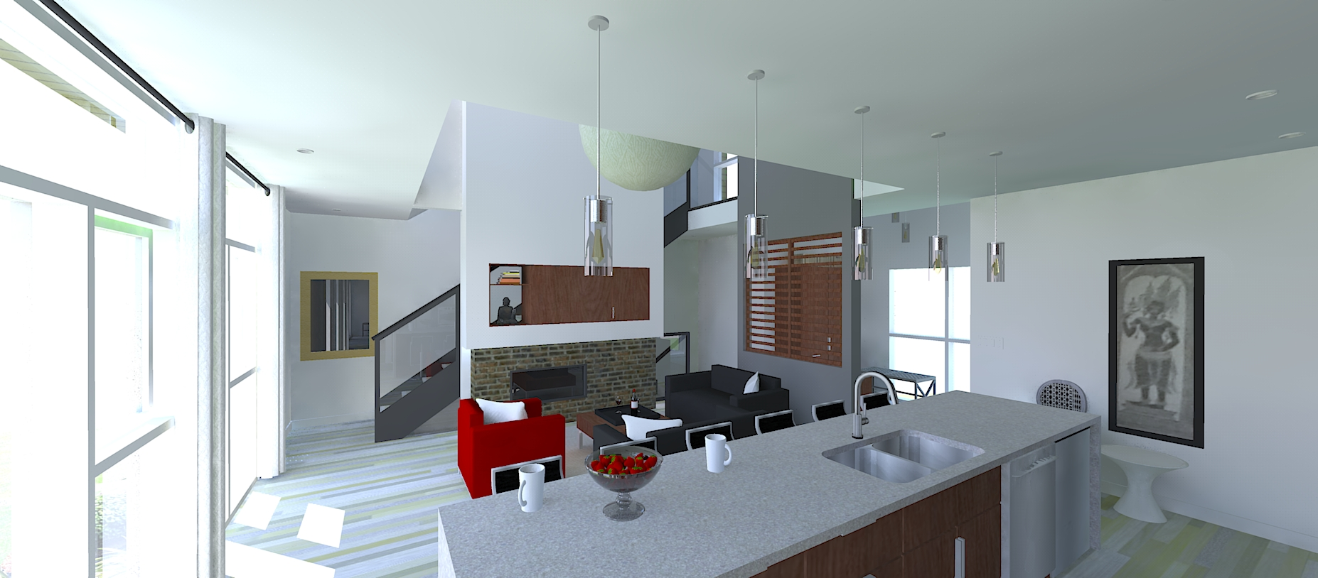 15 - Kitchen to Living Room.jpg