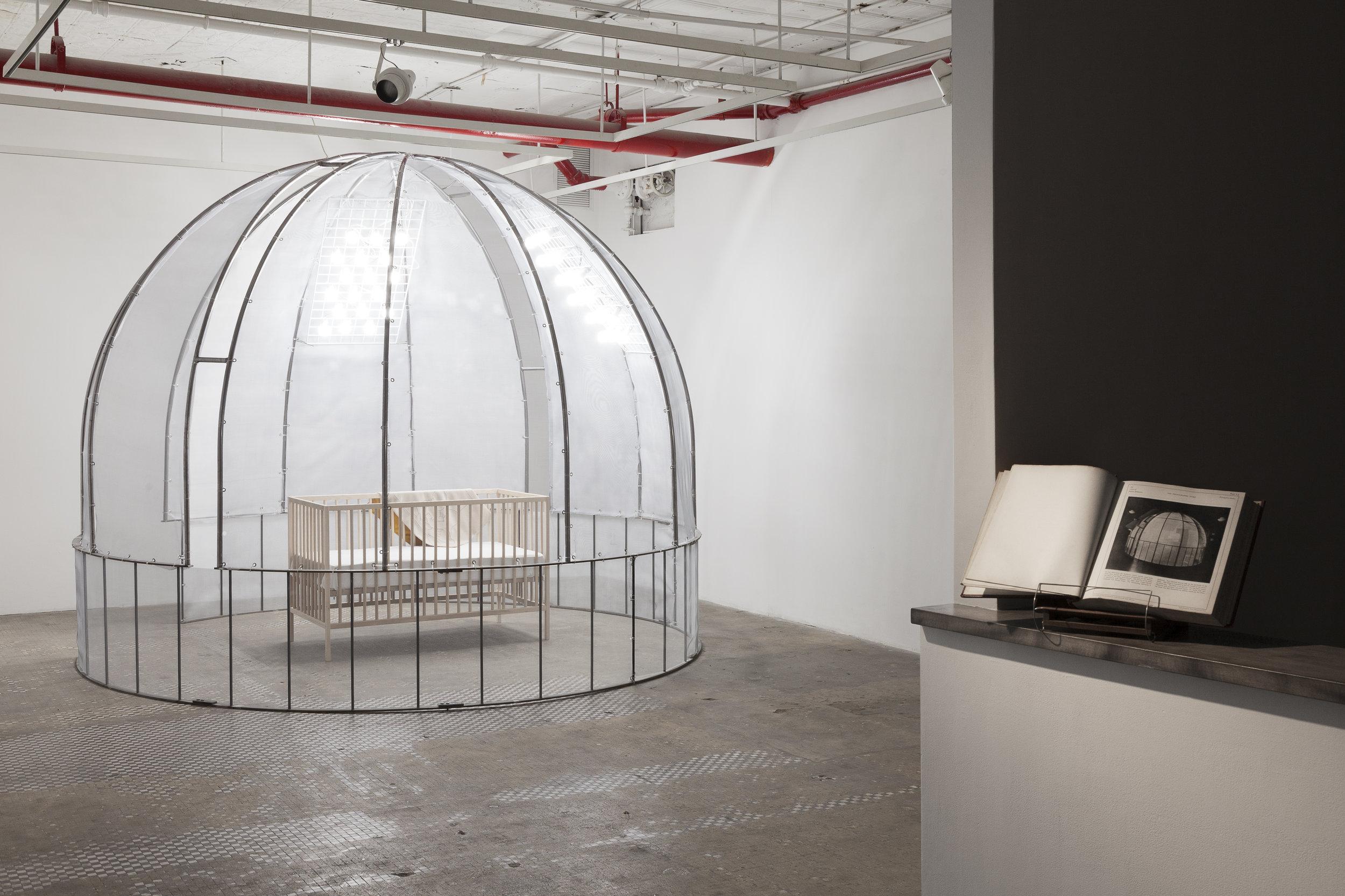 Installation view, Photo: Gustavo Murillo Fernández-Valdés
