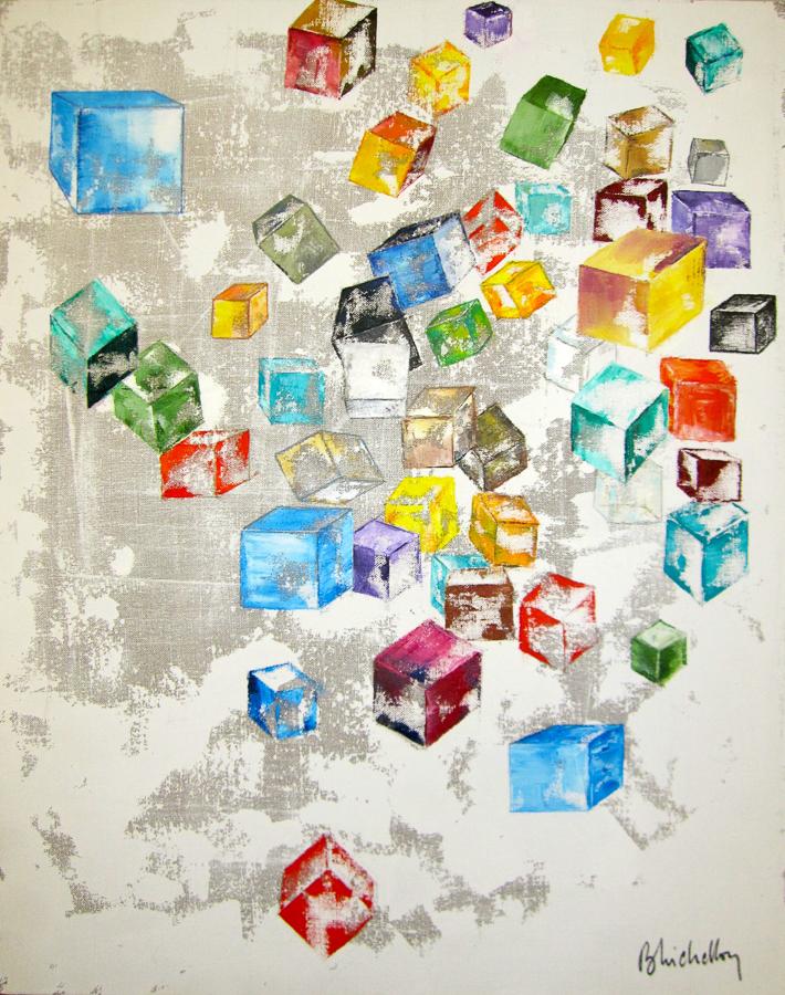 La Marche des Cubes