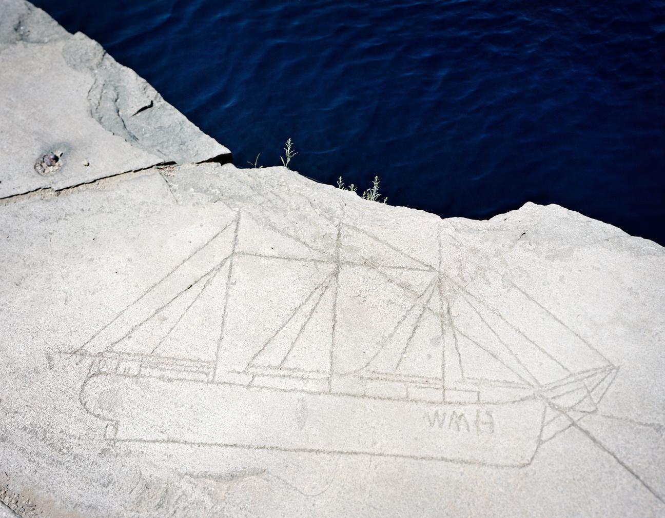 Quarry Ship