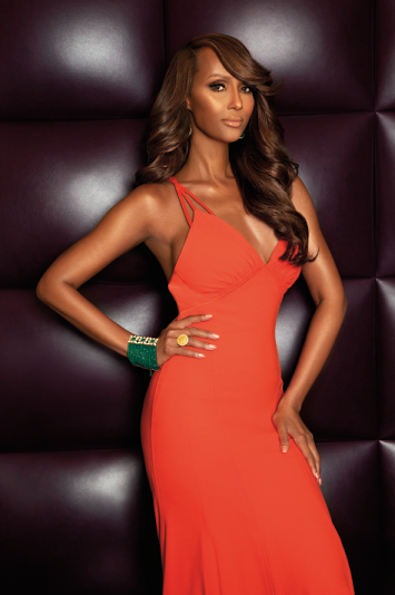 Iman, Styled by Charlotte Rose Coleman