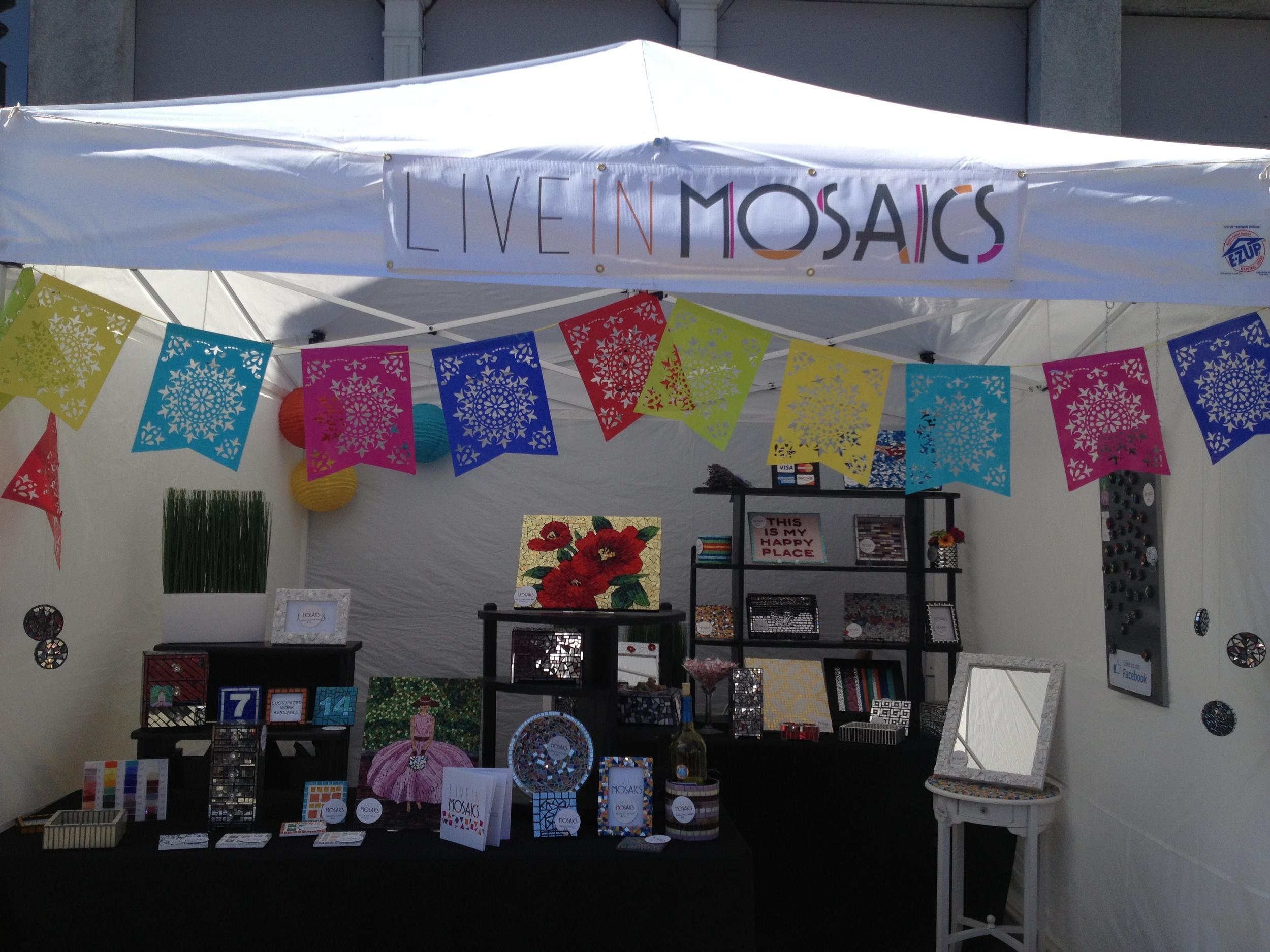 Craft Fair Booth Mosaics.jpg