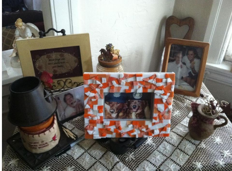 orange mosaic picture frame.jpg