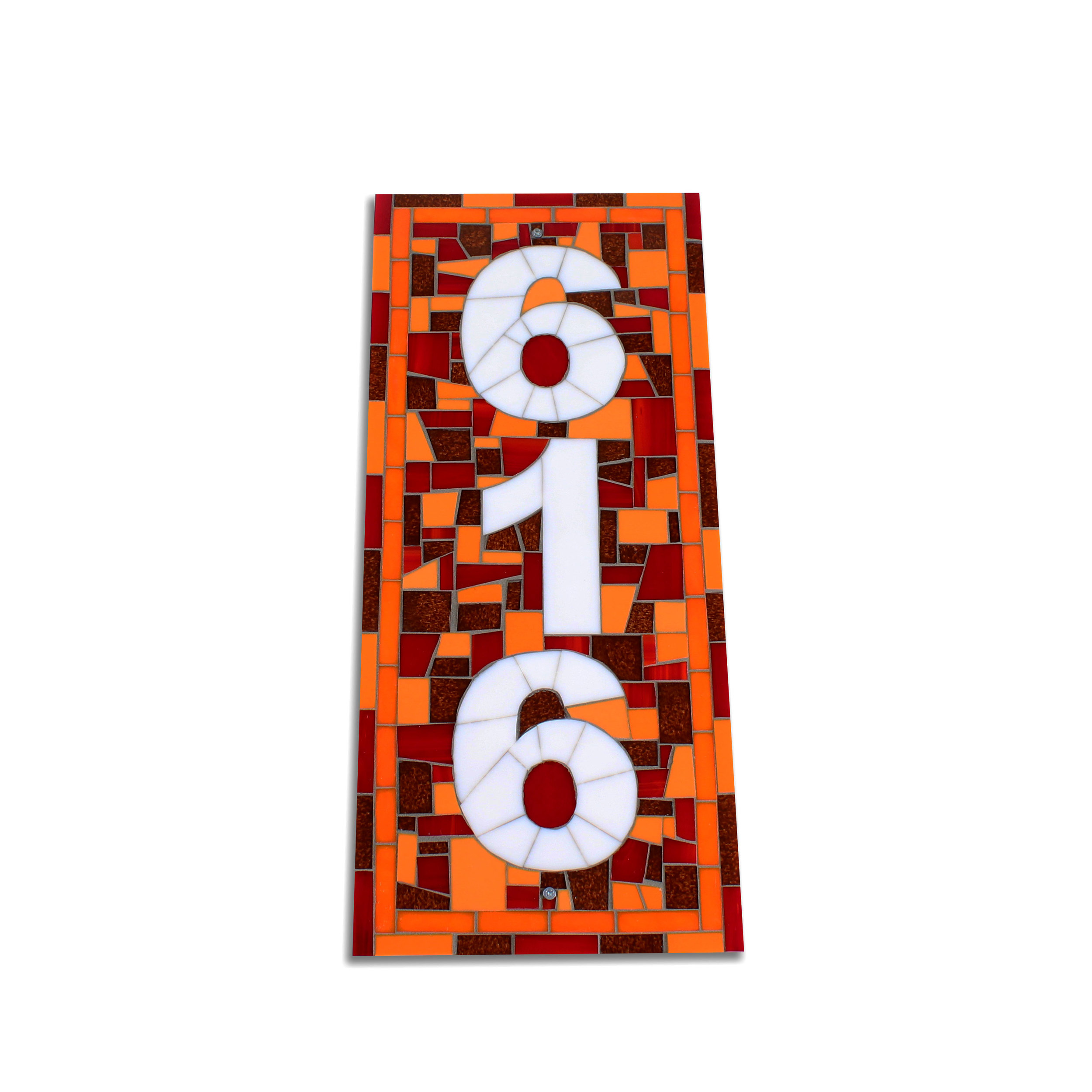 293693b35cac4 House Numbers — Live In Mosaics