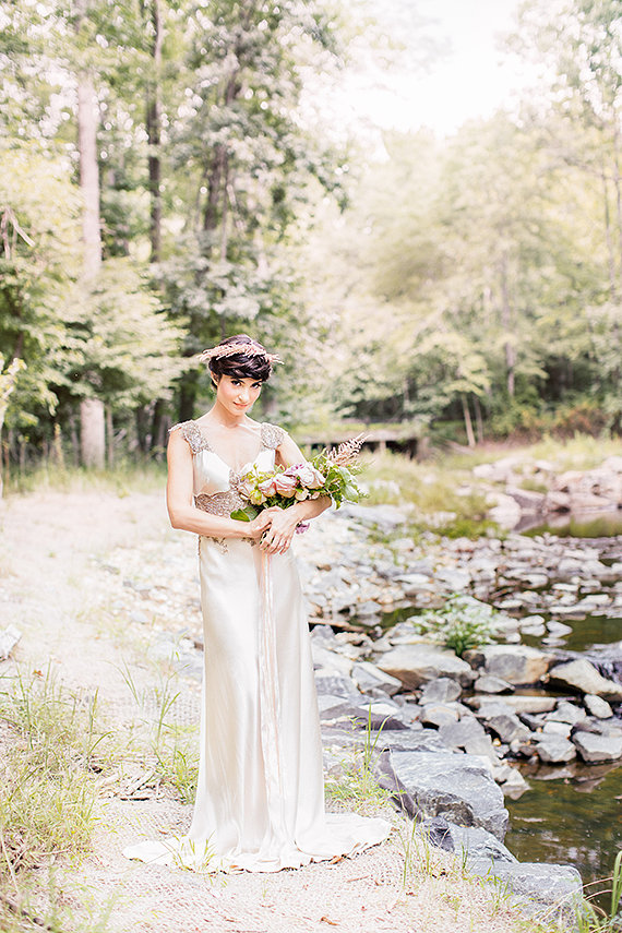 Ethereal Bridal Inspiration