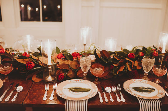 Winter Table Garland by Wild Green Yonder - Sarah Park Events - Nessa K Photography.jpg