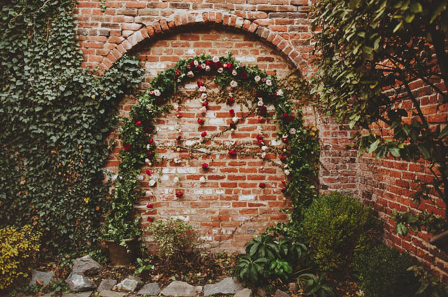 Winter Floral Arch by Wild Green Yonder - Nessa K Photography.jpg