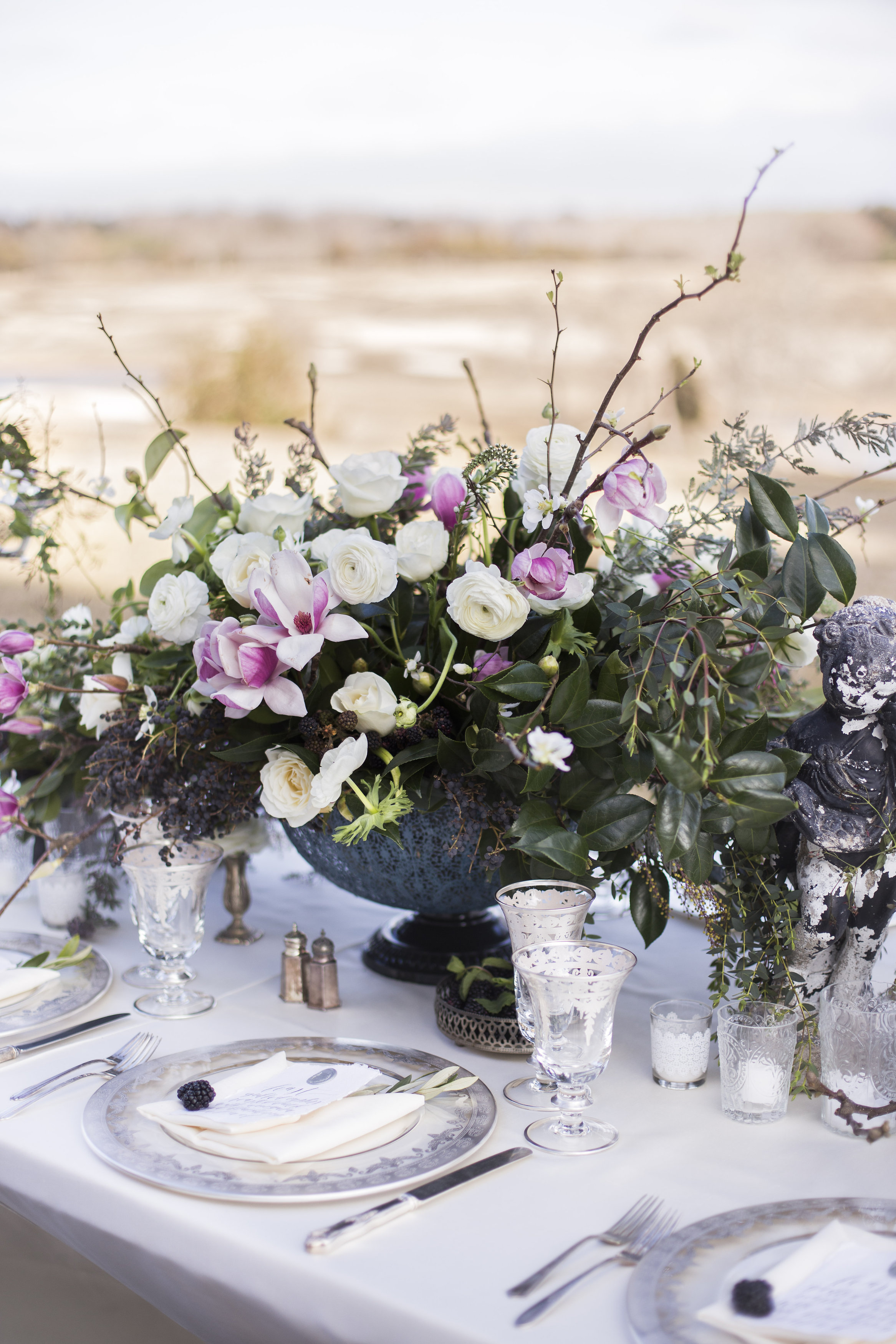 Keswick Hall Wedding | Sally Pinera Photography | Wild GreenYonder Flowers