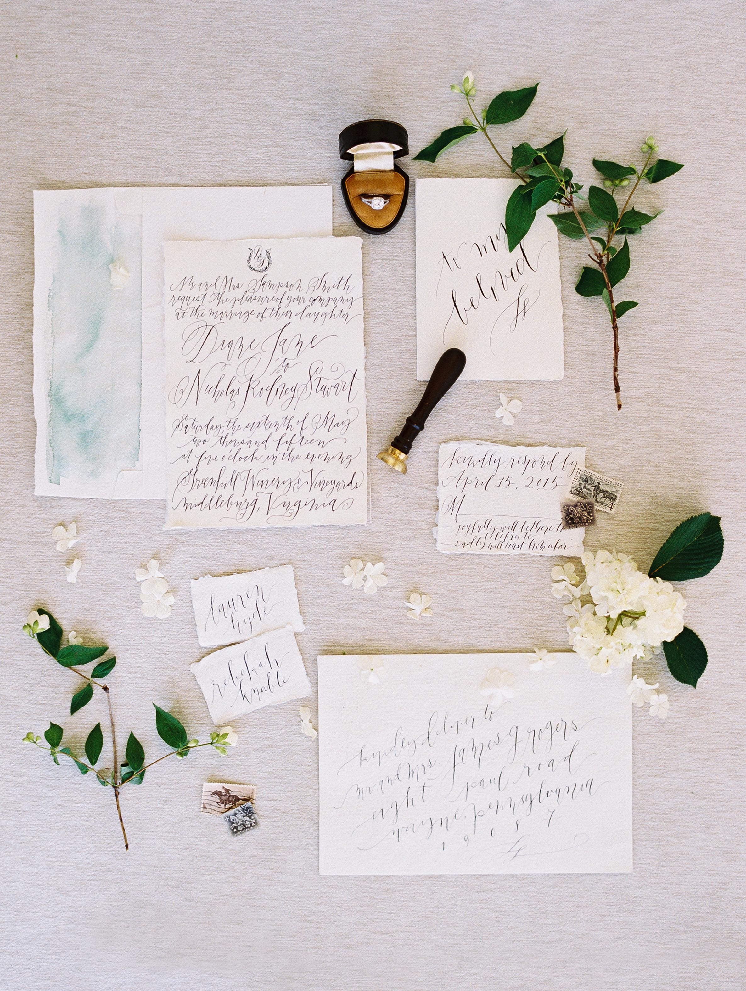 Middleburg Wedding Inspiration | Wild Green Yonder