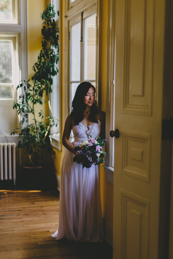 Josephine Butler Parks Center Wedding - Wild Green Yonder Flowers