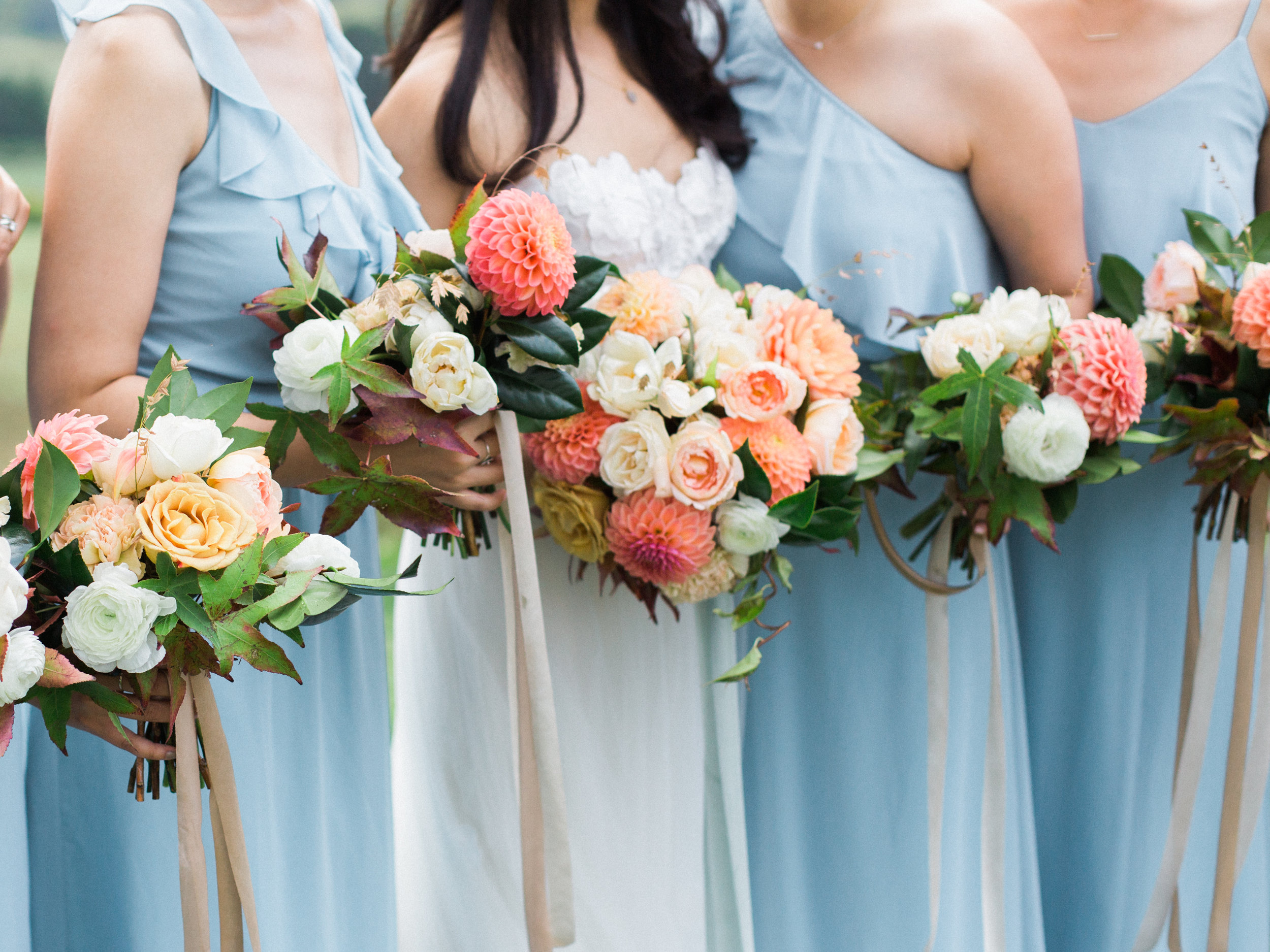Charlottesville Virginia Florist | Wild Green Yonder | Fall bouquets