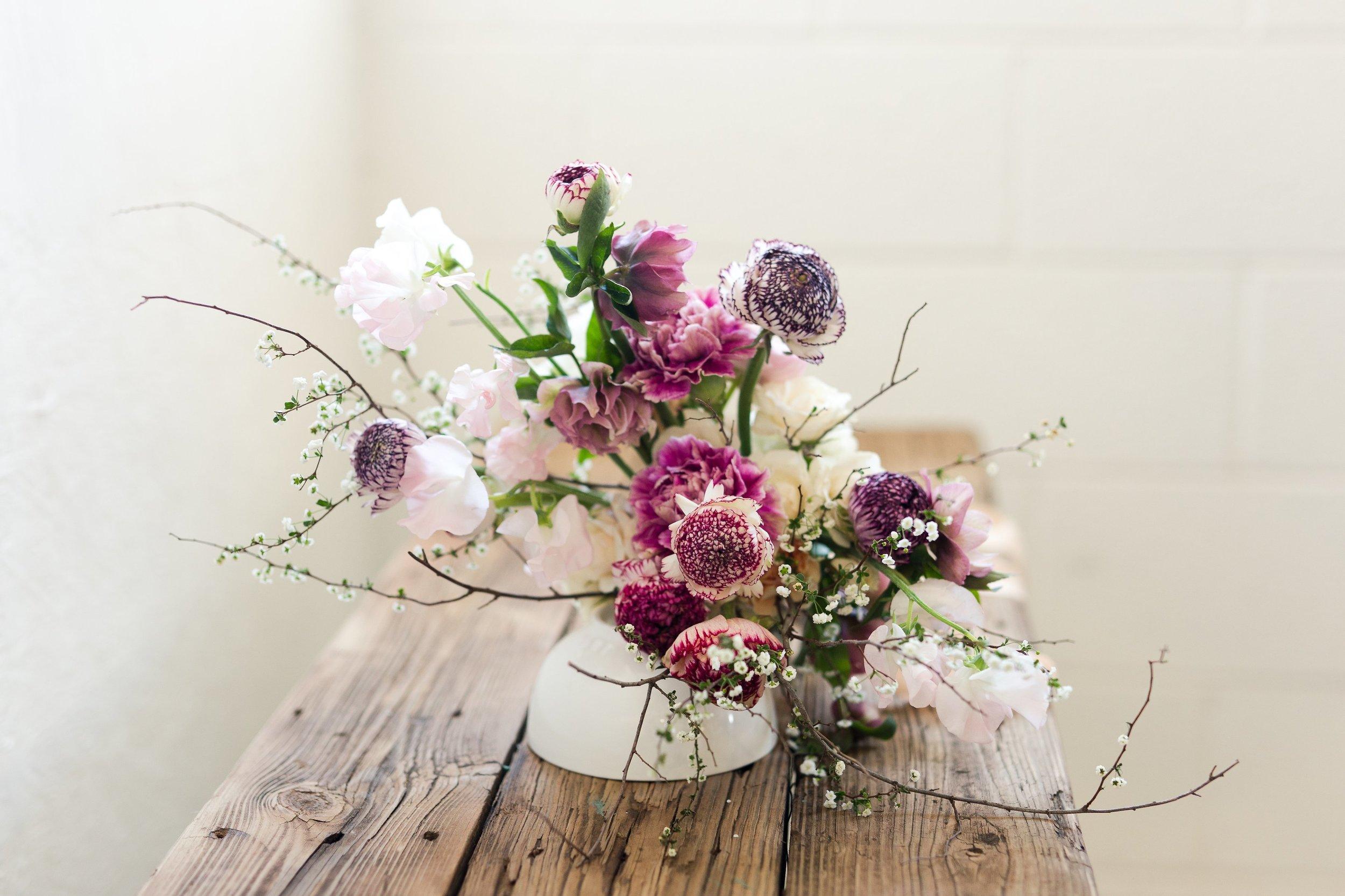 Wild Green Yonder Virginia Wedding Bouquet