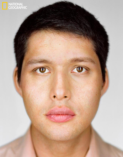Fascinating NPR special, The Race Project, this month the focus is on appearance and racial ambiguity, definitely worth a listen--Alex explains growing up not seeing his face in his parents face. and how he found comfort in Latin heritage even though he's not one bit Latin...