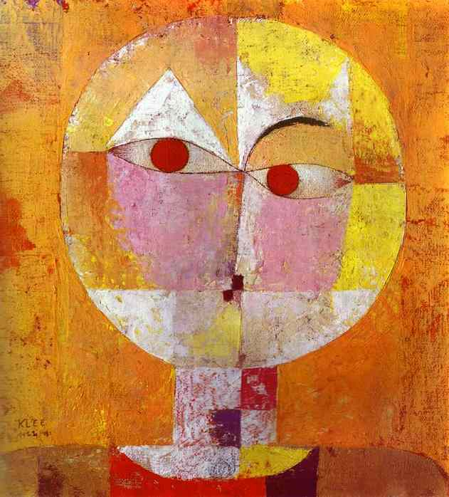 Paul Klee - Head of a Man.jpg