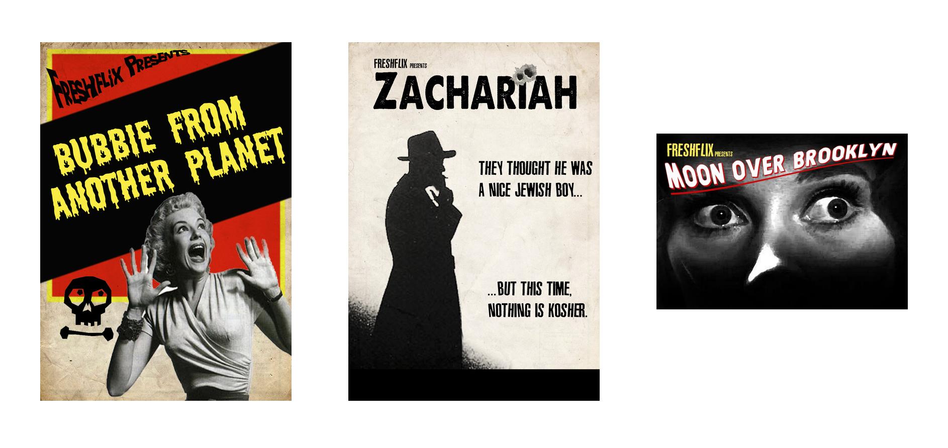 Joke Postcards, Boston Jewish Film Festival, 2015