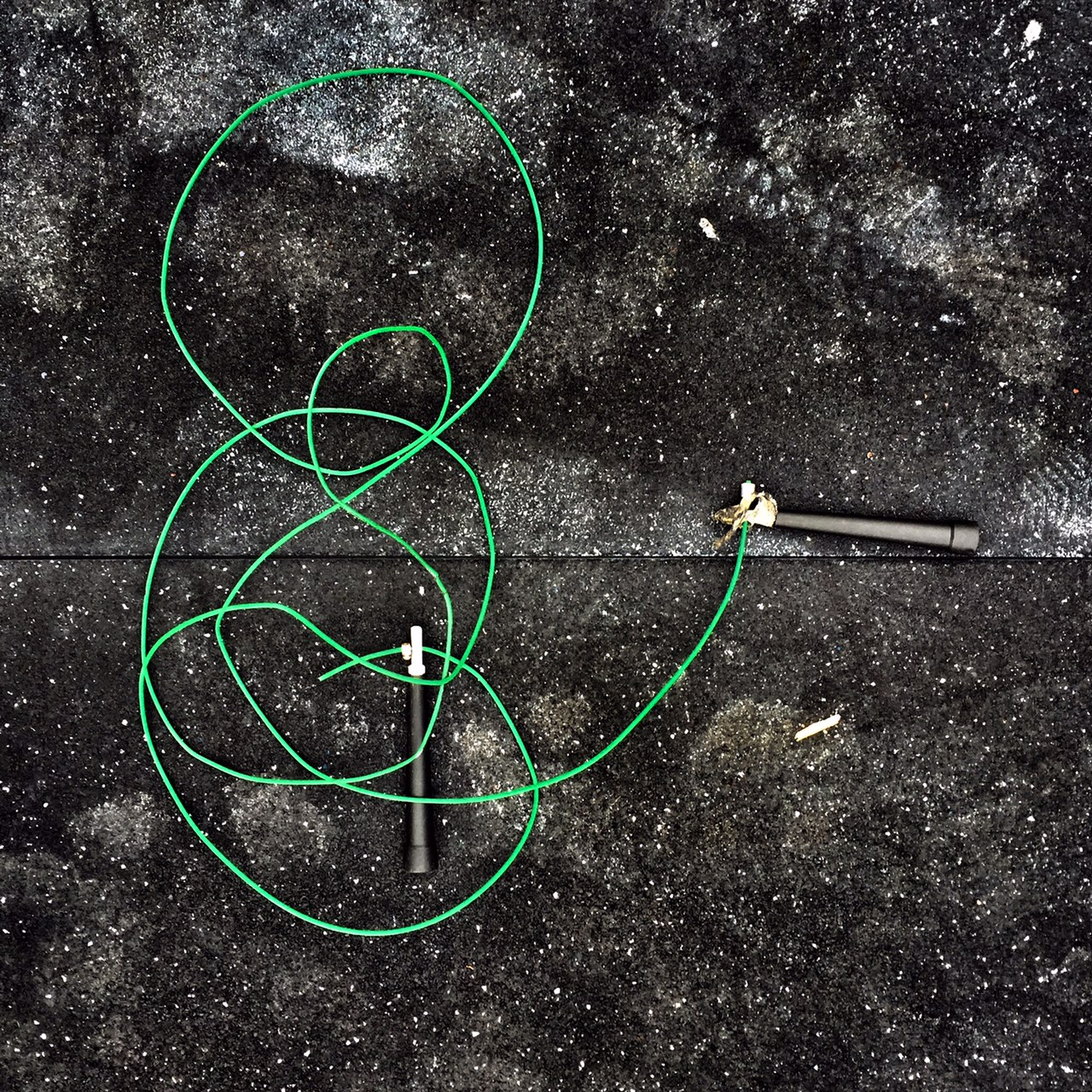 Jump Rope Baby.    Don't tie me up .  Photo by Rafael Vega