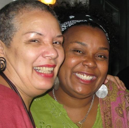 Elaine and Chanda