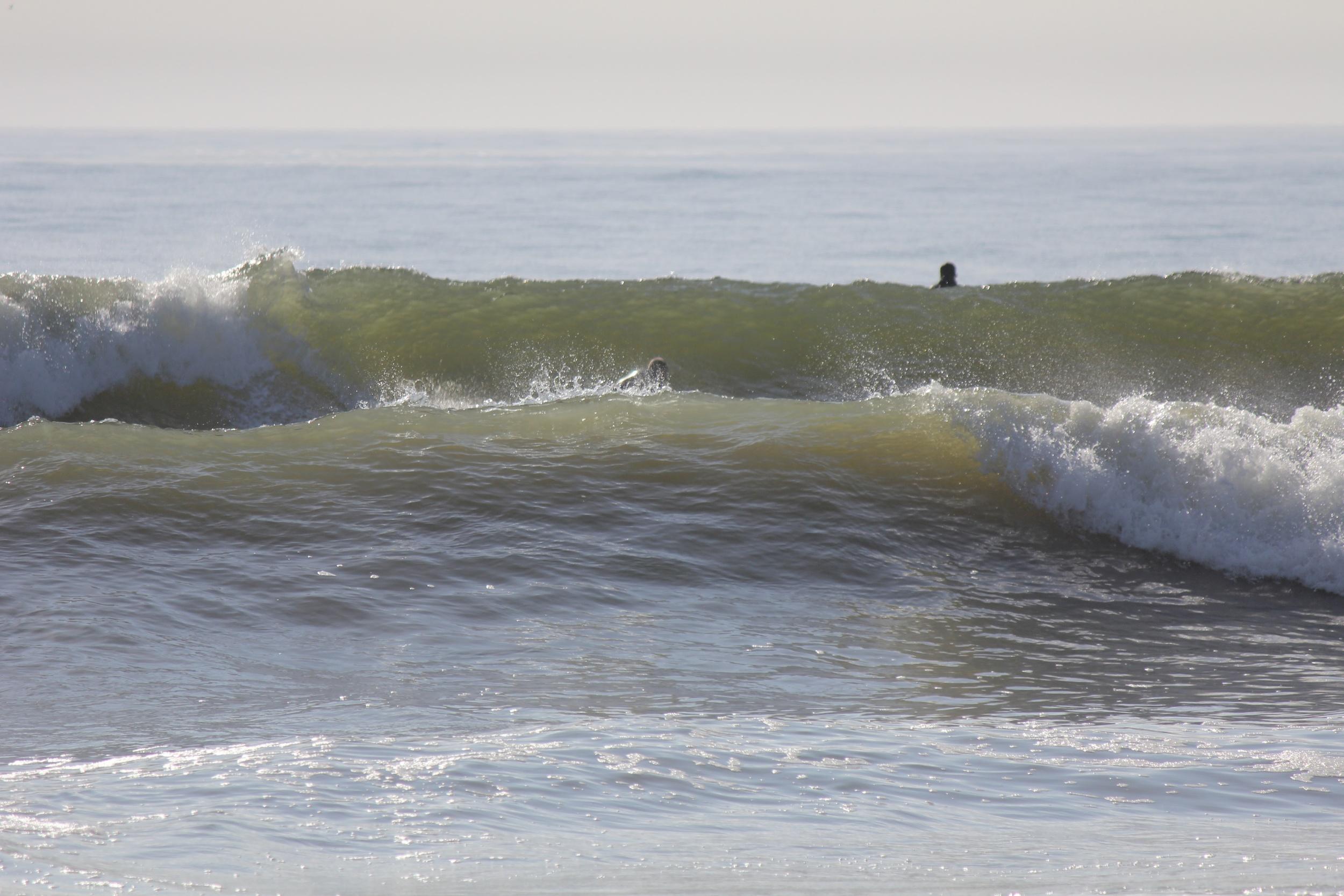 Surf Machine....eye on the target