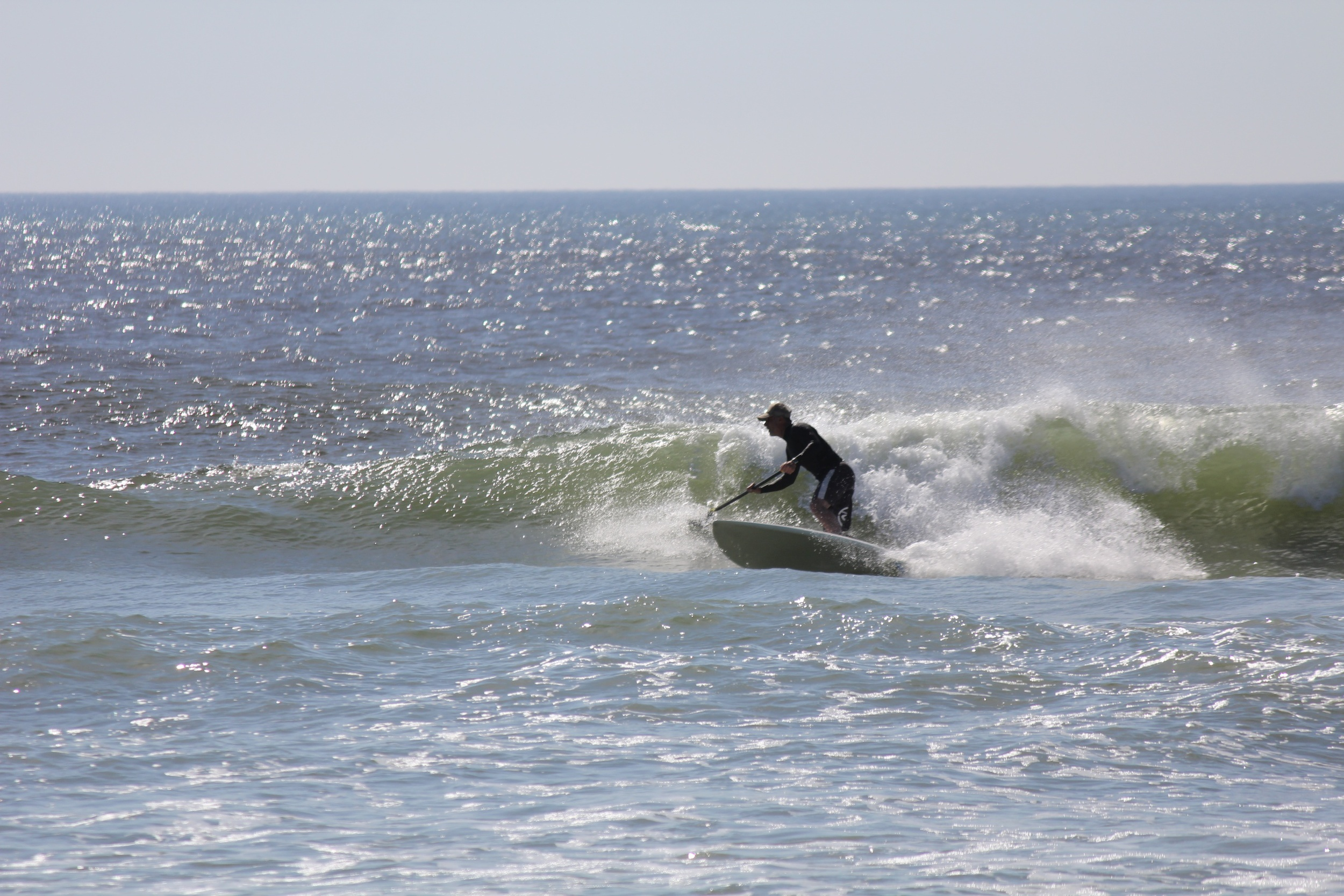 Bonus photo found in the camera from last weekend. Brian McKenzie on his 8'5 Inlet Runner