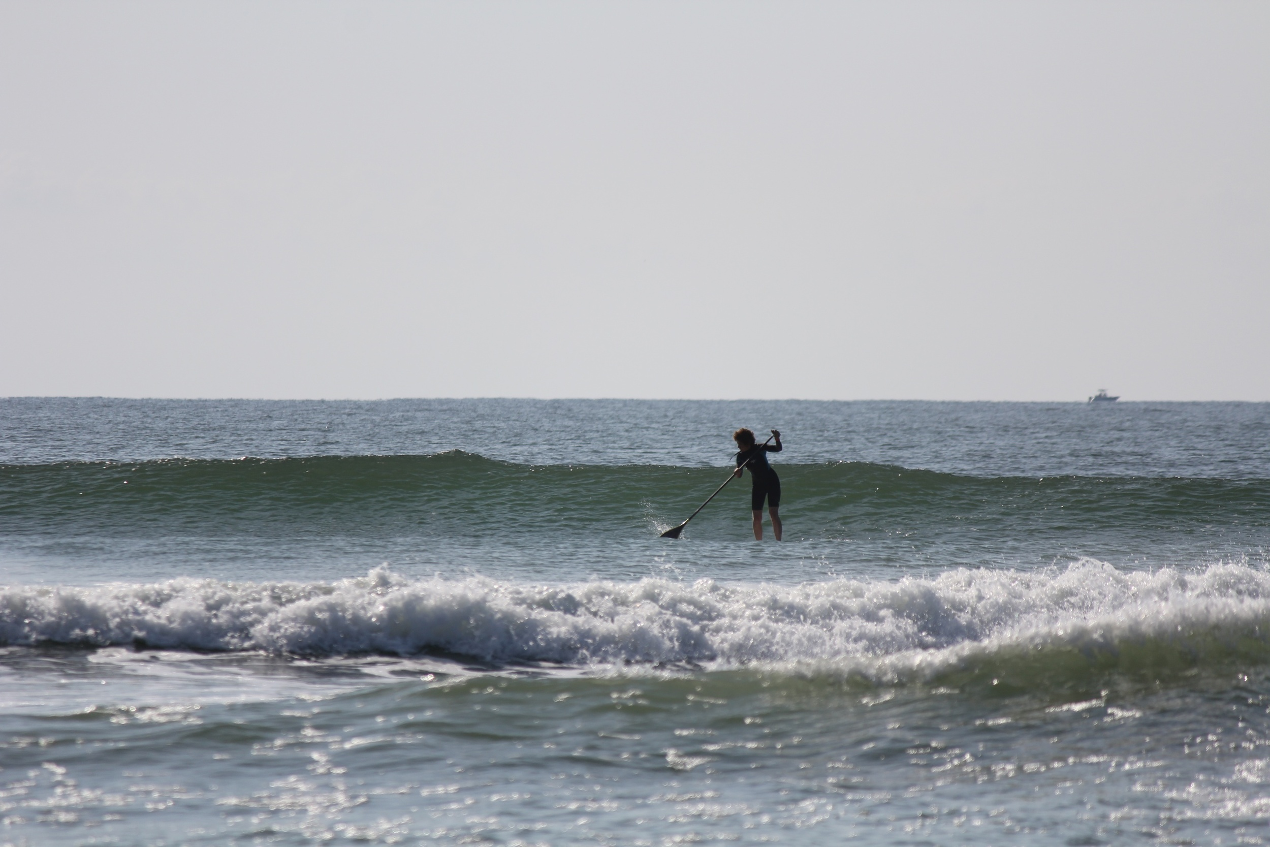 Jacky on the 9'8 Thirty-aught-Six