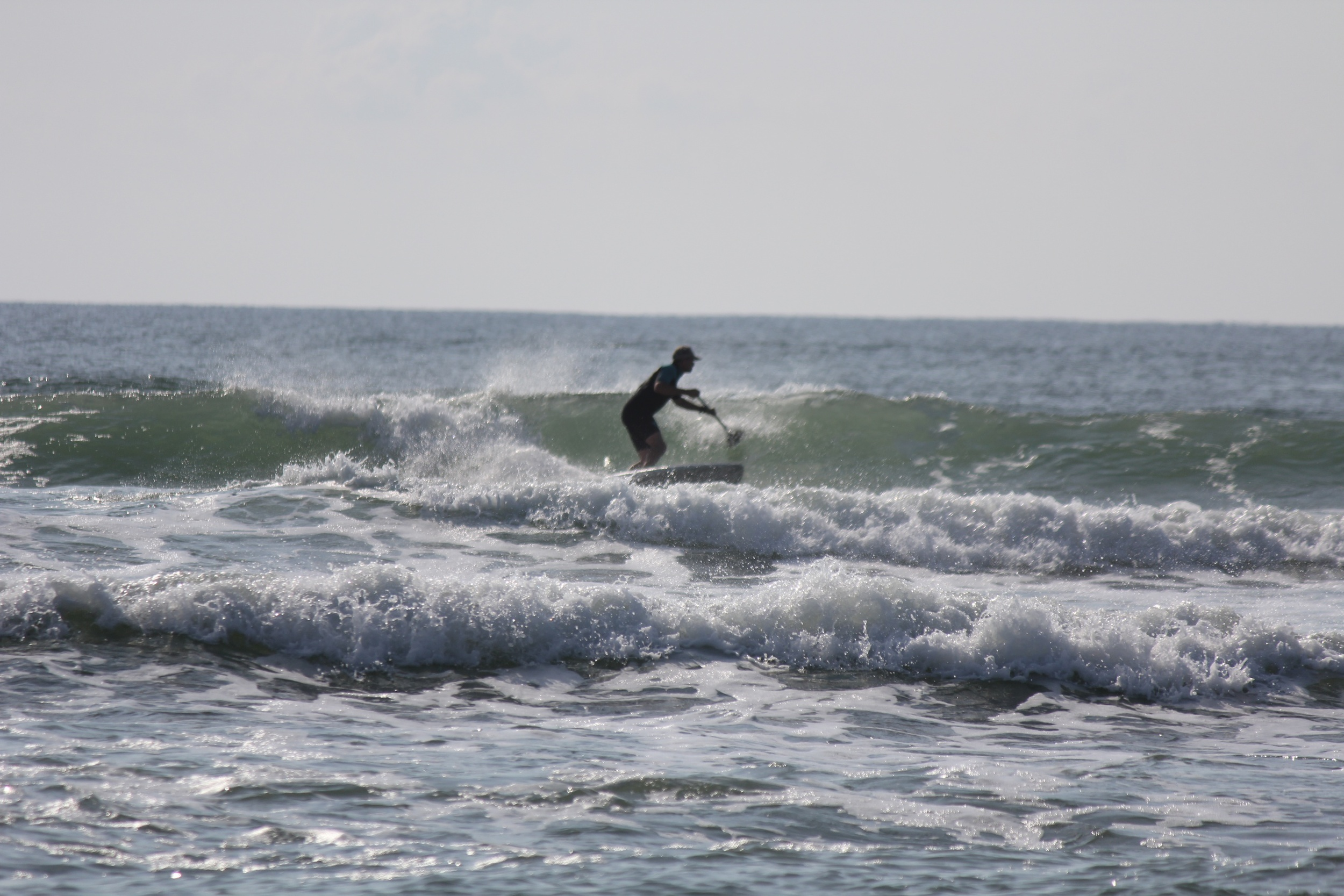 Z on his new 7'8 Accelerator