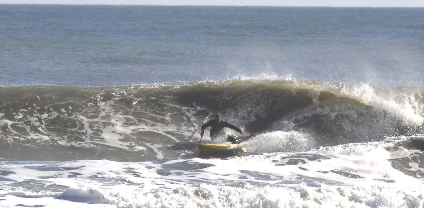Redefining what a fast SUP is. I hope this sequence gives you a sense of the speed.