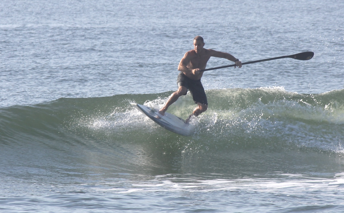 Surf Machine on his Accelerator